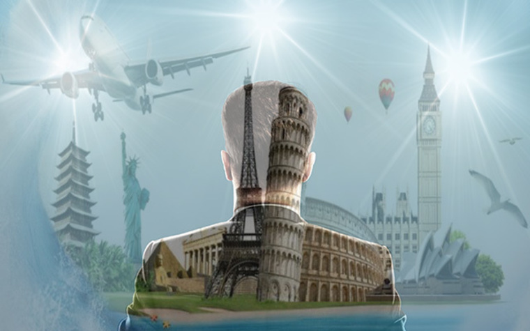 Large career in travel industry