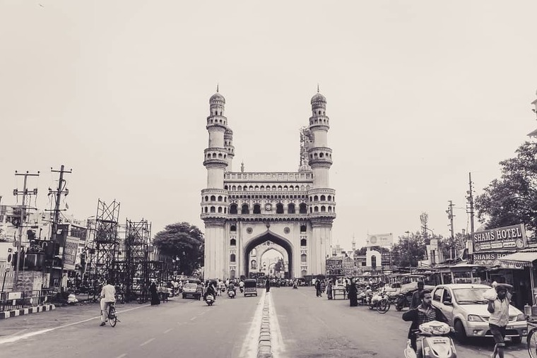 Large charminar travind
