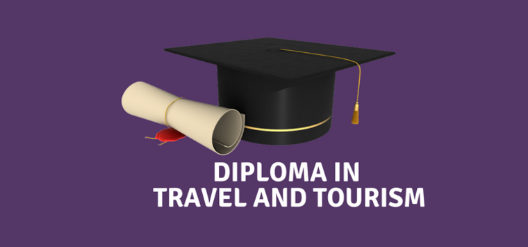 Large diploma in travel and tourism