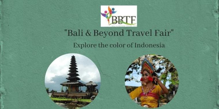 Large bali and beyond travel fair