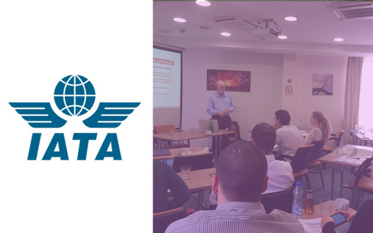 Large iata course
