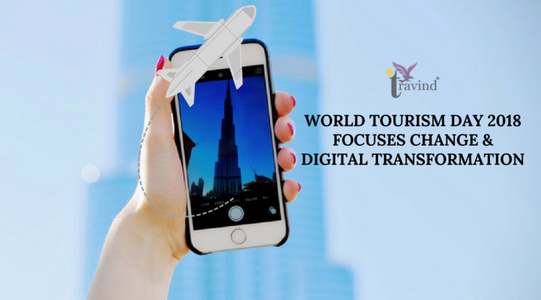 Large world tourism day travind news updates