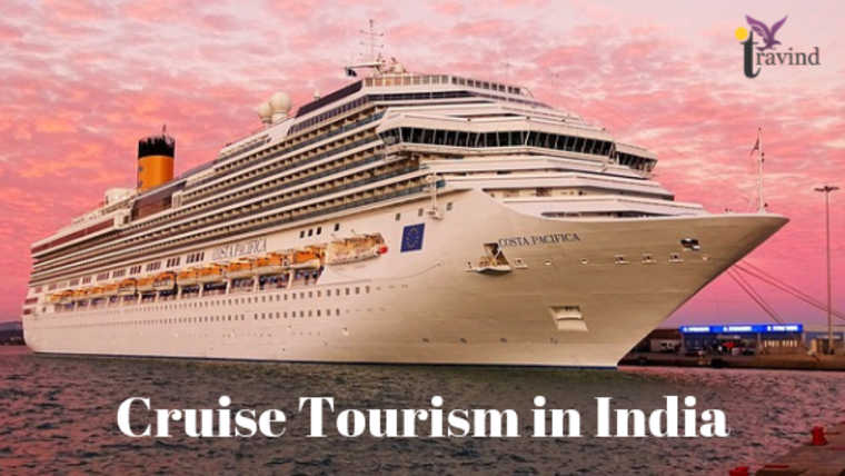 Large cruise tourism in india