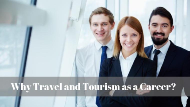 Large career in travel and tourism