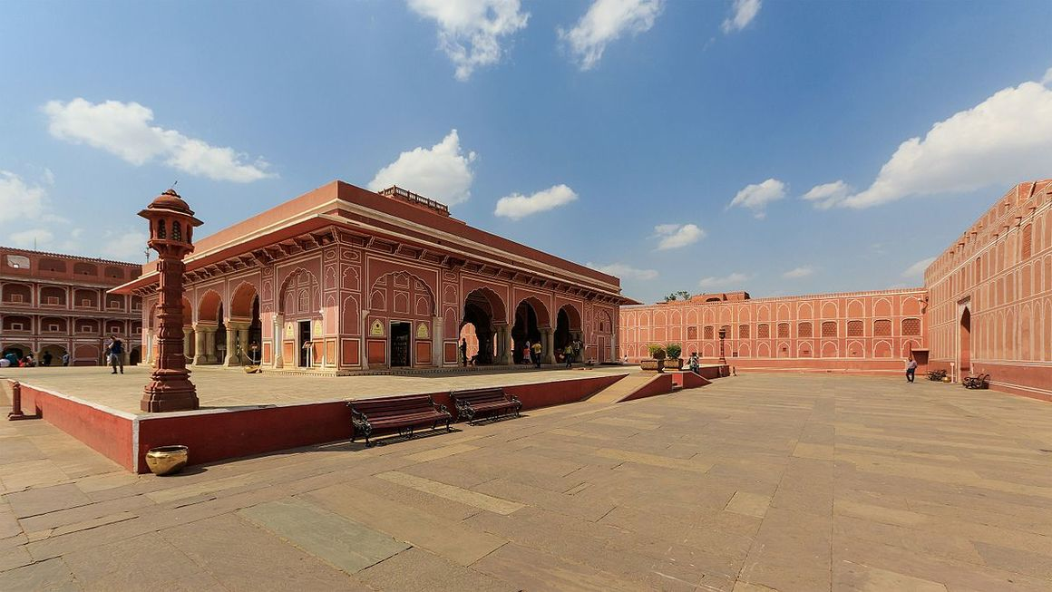 Thumb city palace  jaipur