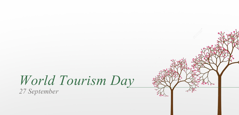 Large world tourism day