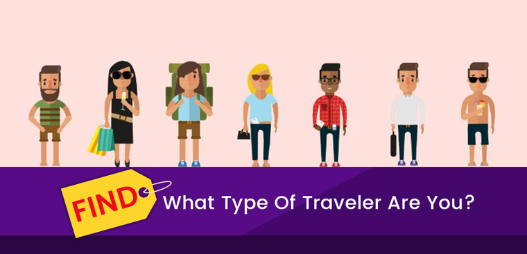 Large types of travellers